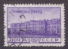 RUSSIA SU 1948 USED SC#1189 30k Liberation of Leningrad from the German blockade