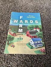 Vintage 1960 Montgomery Ward Farming Catalog Oakland Portland Agriculture