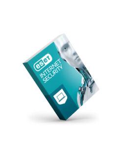 ESET Internet Security 2020 - 1-PC / 1-Year - CD - Region: North America