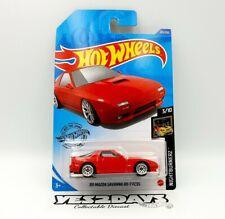 2020 Hot Wheels '89 MAZDA SAVANNA RX-7 Series 5 13B Turbo FC35 Rx7 Rx3 Rx4 R100