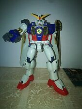Gundam Mobile Suit Wing Transforming  Gundam Wing Action Figure incomplete 12""