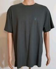 Royal Caribbean International Gray Short Sleeve T Shirt Size XL Pre Owned Cotton