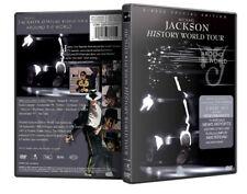 Michael Jackson : History Live Around The World DVDs