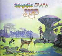 Oui Topographique Drama Live Across America (2017) 13-track 2-CD Album Neuf /