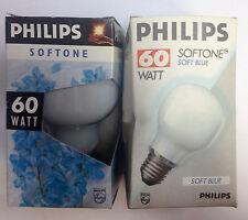 PHILIPS BELLALUX SOFT AZUL/AZUL T60 60W 230V E27