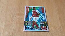 MATCH Attax 15/16 Nacho MONREAL PRO 11 CARD p2 Arsenal