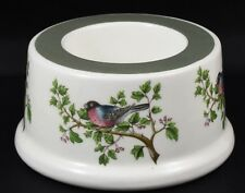 Lovely Portmeirion Birds of Britain Egg Holder by E Donovan ~ Bullfinch