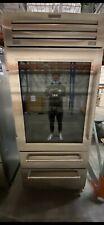 "Subzero Pro3650G/Lh 36"" Pro Glass Door Refrigerator"
