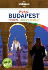 BUDAPEST POCKET TRAVEL GUIDE PLUS MAP (LONELY PLANET)