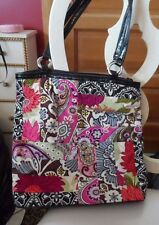 LIMITED EDITION VERA BRADLEY MEDLEY PATCHWORK TOTE