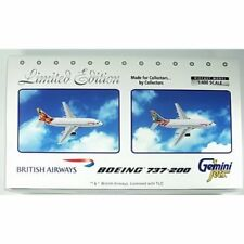 Boeing 737-236 British Airways 2-Pack* (Gemini Jets 1:400 / 355 7373)