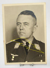 Foto - Soldat - Uniform - Kragenspiegel - Schulterklappen EK Spange 2. Weltkrieg