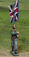COLLECTORS SHOWCASE NAPOLEONIC BRITISH CS00815 KINGS GERMAN LEGION FLAG MIB