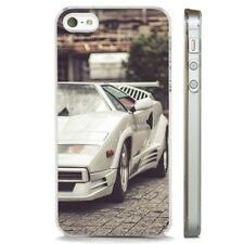 Lobo De Wall Street Blanco Ferrari claro caso cubierta teléfono se ajusta iPHONE 5 7 8 X 6