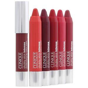 Clinique Chubby Stick Intense Moisturizing Lip Color Balm Wt. 0.10 Oz/3 g NIB