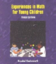 Experiences in Math for Young Children (Early Childhood Education)