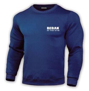 Gym Clothes for Men | SWEATSHIRT | Bodybuilding Top Gym T Shirt BEBAK
