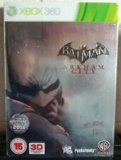 Batman Arkham City Steelbook Xbox 360 Game - 15+ PAL - EXCELLENT CONDITION