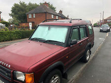 Thermal Window Blind Land Rover Discovery 2 Full 10 Window Set