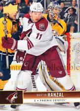 2012-13 Upper Deck UD Exclusives Spectrum #144 Martin Hanzal
