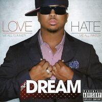 The-Dream, The Dream, Dream - Lovehate [New CD] Explicit