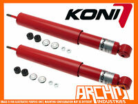 HOLDEN COMMODORE VT VX VY VZ SEDAN KONI ADJUSTABLE REAR SHOCKS ABSORBERS