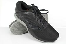 Saucony Women's Guide 13 Running Shoes Size 12 Black S10549-35