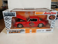 """Jada Bigtime Muscle '79 Chevy Camaro """"AutoZone""""  Limited Edition 1:24 Scale"""