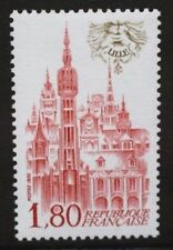 FRANCE 1982 Lille Buildings Architecture. Set of 1. Mint Never Hinged. SG2546.