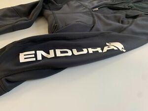 Mens Endura Winter Cycling Bib Tight Size M