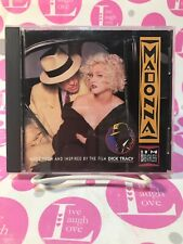 Madonna : I'm Breathless: Music/Inspired By Film Dick Tracy (W/ Vogue) Cd Nm/Ln