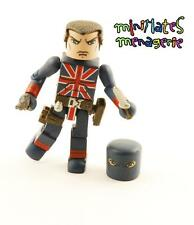Marvel Minimates TRU Toys R Us Wave 2 Union Jack