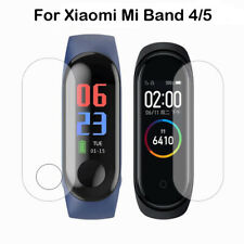 5Pcs For Xiaomi Mi Band 4 5 Explosion-proof TPU Full Cover Screen Protector Film