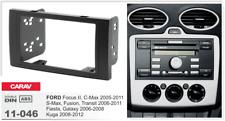 CARAV 11-046 2Din Marco Adaptador Radio FORD Focus II C-Max, Fiesta, Galaxy Kuga