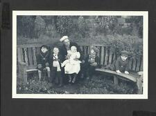 Nostalgia Postcard Under Five Evacuees 1939