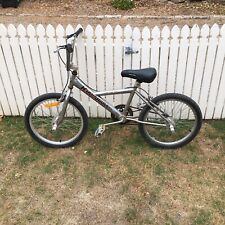 Kuwahara K Team 300 Bmx Bike Old School Bike Silver