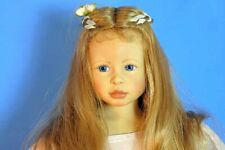"""LE Retired 30"""" 'Sarah' doll by Heidi Plusczok #038 Marked/Signed Original"""