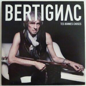 LOUIS BERTIGNAC : TES BONNES CHOSES ♦ CD SINGLE PROMO ♦