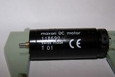 Swiss Maxon 1640 7 pole coreless w Neodymium rare earth doubles torque!!