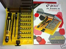 New 45in1 Precision Screw Driver Cell Mobile Phone Repair Tool Set Kit JK-6089A