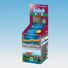 JBL Nanoprawn 60ml - Nano Prawn Hauptfutter-Granulat for Shrimps Food