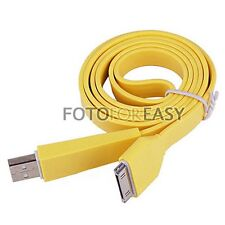 8 Color USB Sync Data Charging Charger Cable Cord for iPhone 3/4 4S New iPad 3/2