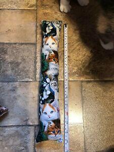 "Catnip Kicking Stick Stuffed With Organically Grown Catnip And Fiber Fill 14.5"""