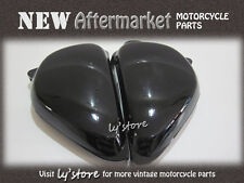 [191b] HONDA CB100 K2-K6 CB125 S1 SIDE COVER 1PAIR [BLACK]