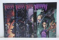 The Tenth Evil's Child COMPLETE #1-4 Comic Run CR260
