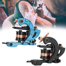 Professional Alloy Tattoo Machine Copper Coils Shader Tattoo Machine Gun