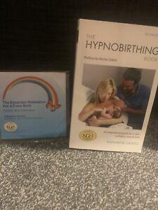 The Hypnobirthing Book Brand New With CD The Essential Relaxation For Calm Birth