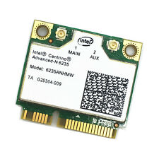 Intel Centrino Advanced-N 6235ANHMW Bluetooth 4.0 WIFI Half MINI PCI-E Card Dell