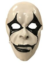 JIM ROOT WHITE SLIPKNOT BAND FANCY DRESS UP HALLOWEEN MASK ADULT CHILD COSPLAY *