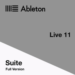Ableton Live 11 Suite (License Transfer)